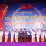10 gương mặt trẻ Công an Thủ đô xuất sắc tiêu biểu 2014 được tuyên dương