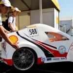 Đại học Lạc Hồng giành vô địch cuộc thi Shell Eco Marathon châu Á