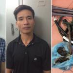 Trộm cáp đèn đường tuyến Nhật Tân Nội Bài – 2 con nghiện bị bắt