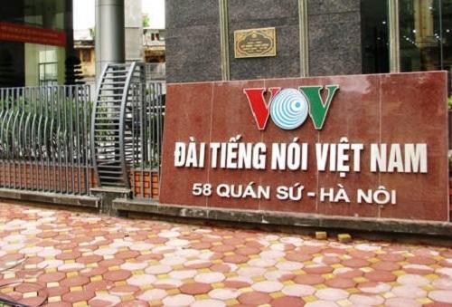 Bàn giao nguyên trạng đài truyền hình kỹ thuật số VTC về Đài Tiếng nói Việt Nam VOV