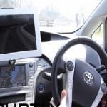 Nhật Bản thử nghiệm ôtô tự động lái
