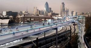 Dự kiến đây sẽ là những con đường cao tốc cho xe đạp trong tương lai