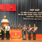 7/5: Kỷ niệm 40 năm ngày Truyền thống BĐBP TP Hồ Chí Minh