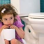 Chữa bệnh táo bón ở trẻ em
