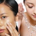 Mách bạn cách đối phó với làn da dầu vào mùa hè