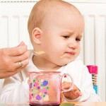 Biếng ăn ở trẻ nhỏ