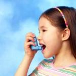 Chữa bệnh hen phế quản cho trẻ em