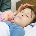 Dấu hiệu bệnh viêm amidan ở trẻ nhỏ