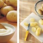 Trị mụn bằng nước ép khoai tây