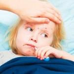 Triệu chứng của bệnh sởi ở trẻ em