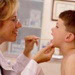 Điều trị cho trẻ bị viêm amidan