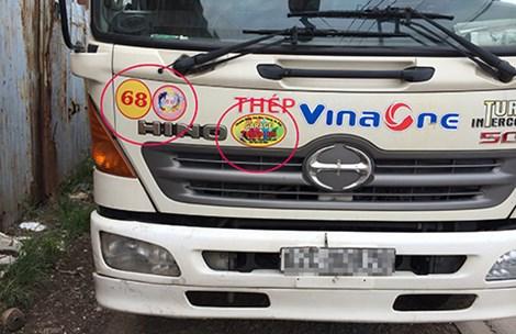Cong an noi gi ve duong day ban logo �Sxe vua�?