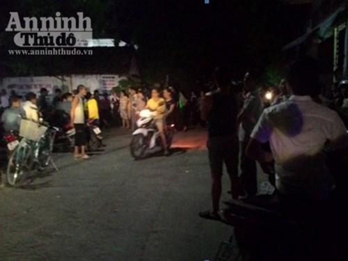 Tai nan bat ngo: Thung phi phat no lam chau be 13 tuoi tu vong