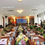 Bế giảng Lớp tập huấn công tác truy nã cho Cảnh sát Lào