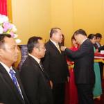 Cơ quan đại diện Bộ An ninh Lào tại Việt Nam được trao tặng Kỷ niệm chương Bảo vệ An ninh Tổ quốc