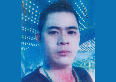 Đối tượng gây án Nguyễn Quang Phương.