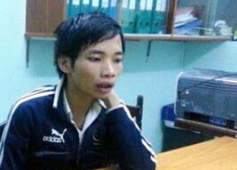 Đối tượng cầm đầu Lê Văn Phá.