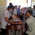 Người dân nghèo ở Bình Phước được phẫu thuật mắt miễn phí