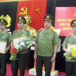 Tổng cục An ninh trao giải cuộc thi viết 'Tìm hiểu Hiến pháp CHXHCN Việt Nam'