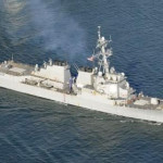 Khu trục hạm USS Lassen bị tàu Trung Quốc uy hiếp