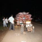Một học sinh bị xe công nông cán tử vong tại Đăk lăk tối ngày 28/9
