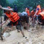 220 tỷ đồng hỗ trợ chín địa phương khắc phục mưa lũ