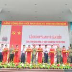 Thứ trưởng Đặng Văn Hiếu kiểm tra công tác tại Công an tỉnh Điện Biên