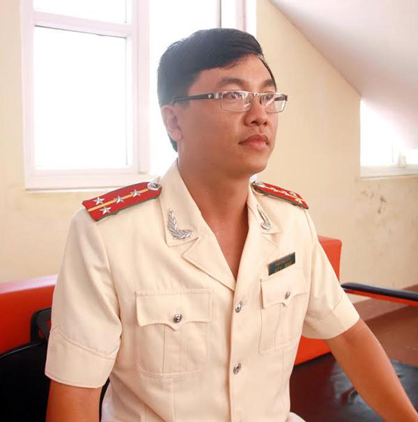 """Đại úy Trần Khải Điền - Người góp phần """"làm sạch"""" tội phạm ma túy ở thành phố Tuy Hòa"""