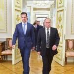 """Tổng thống Syria tới Nga trong lúc """"nước sôi lửa bỏng"""""""