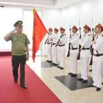 Bộ trưởng Trần Đại Quang làm việc với CA tỉnh Thừa Thiên – Huế