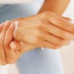 Đau mỏi khớp ngón tay