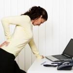Khắc phục chứng đau mỏi hai bên thắt lưng