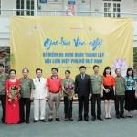 CAND: Kỷ niệm 85 năm Ngày thành lập Hội liên hiệp phụ nữ Việt Nam