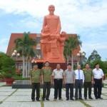 Đoàn công tác của thứ trưởng Bùi Văn Nam làm việc tại tỉnh Bình Thuận