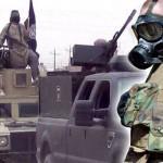 Iraq, Syria – các vùng bị vũ khí hóa học của IS hoành hành