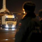 Nga tiếp nhận thi thể 144 nạn nhân