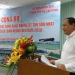 Sân bay Tân Sơn Nhất được mở rộng thêm diện tích