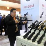 TC Bùi Văn Thành dự Triển lãm và Hội nghị thiết bị an ninh châu Á lần 4