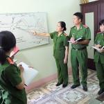 Nữ Đại tá Công an Cao Bằng – Giải thưởng Phụ nữ Việt Nam 2015