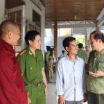 Xã Thạnh Xuân – Dân vận khéo trong giữ gìn an ninh trật tự cơ sở
