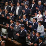 Thượng viện và Hạ viện Nhật thông qua Dự luật an ninh mới