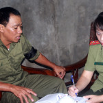 Tiên Du, Bắc Ninh: Công an xã hi sinh khi làm nhiệm vụ