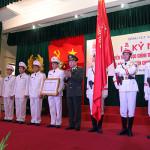 Trao tặng Huân chương Bảo vệ Tổ quốc Hạng Nhì cho Cục Chính trị An ninh