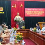 Thứ trưởng Tô Lâm tiếp Đoàn đại biểu uy tín tỉnh Đồng Nai