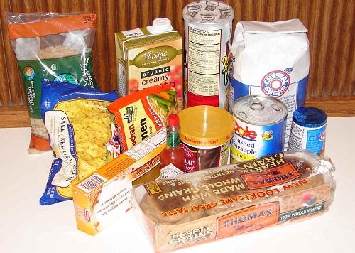 Nên hạn chế sử dụng các loại thực phẩm đóng gói, chế biến sẵn có chứa ít hoặc không có chất xơ tự nhiên.