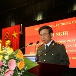 Đảng ủy CATW quán triệt Nghị quyết Hội nghị Trung ương 12