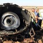 Máy bay Nga bị rơi ở Ai Cập do nổ bom?