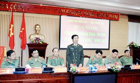 Thứ trưởng Thường trực Đặng Văn Hiếu phát biểu chỉ đạo tại Hội nghị.