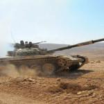 Nga và quân đội  Syria tấn công IS ở Deir Hafer và al Bab