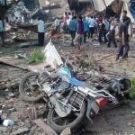 50 người thiệt mạng trong vụ nổ nhà hàng quận Jhabua